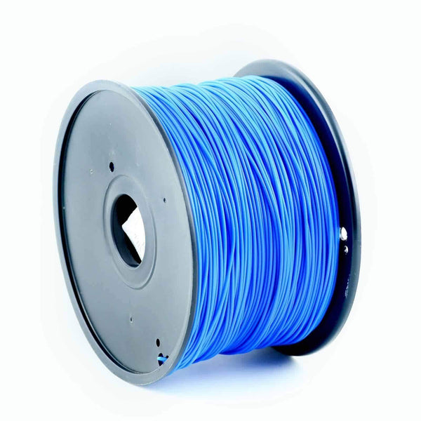 Flashforge 3D Printing ABS Filament 3mm 1kg Spool Roll Blue Flashforge