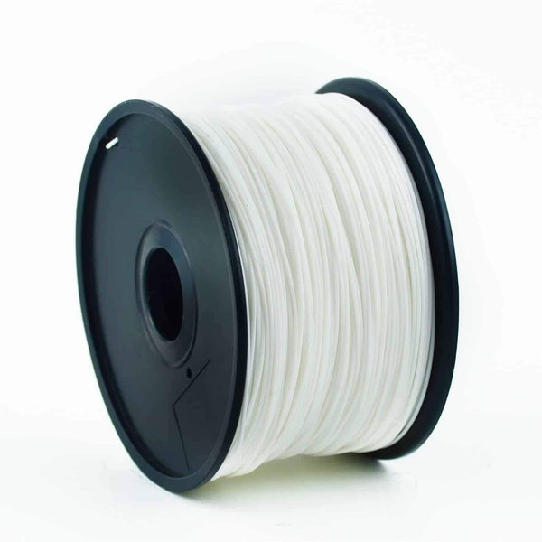 Flashforge 3D Printing ABS Filament 3mm 1kg Spool Roll White Flashforge