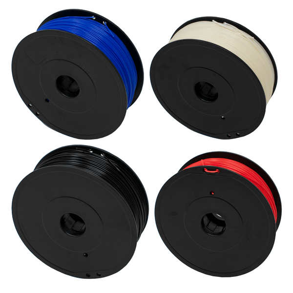 Gembird 3D Printer Filament 1.75mm ABS 0.6Kg Multiple Colours Gembird