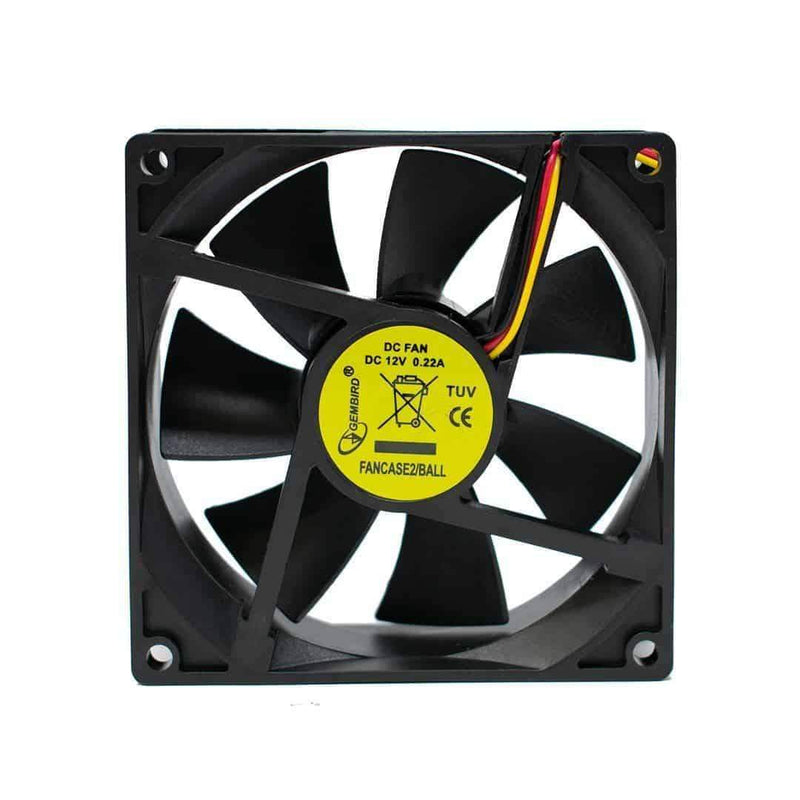 Gembird FANCASE2-BALL Silent 9cm Case Fan Ball Bearing for PC Gembird
