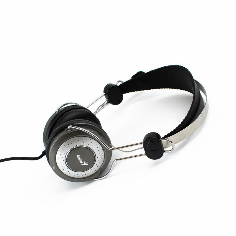 Genius HS-04SU Noise Cancelling 3.5mm Headset with Mic Zoom Skype Genius