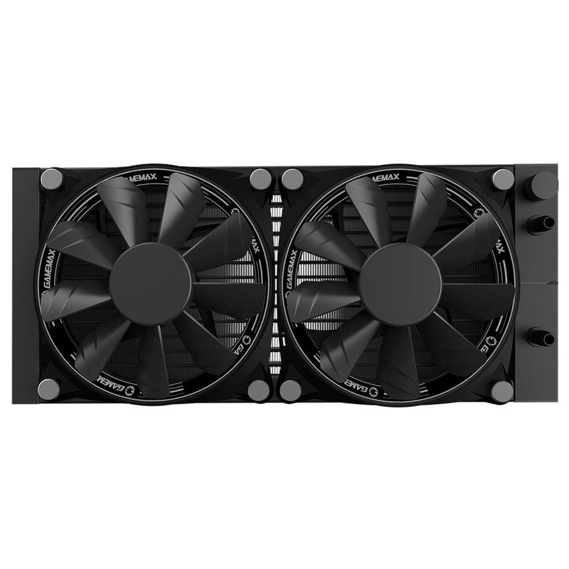 GameMax Ice Chill 240mm ARGB AIO Water Cooling System I-CHOOSE LIMITED