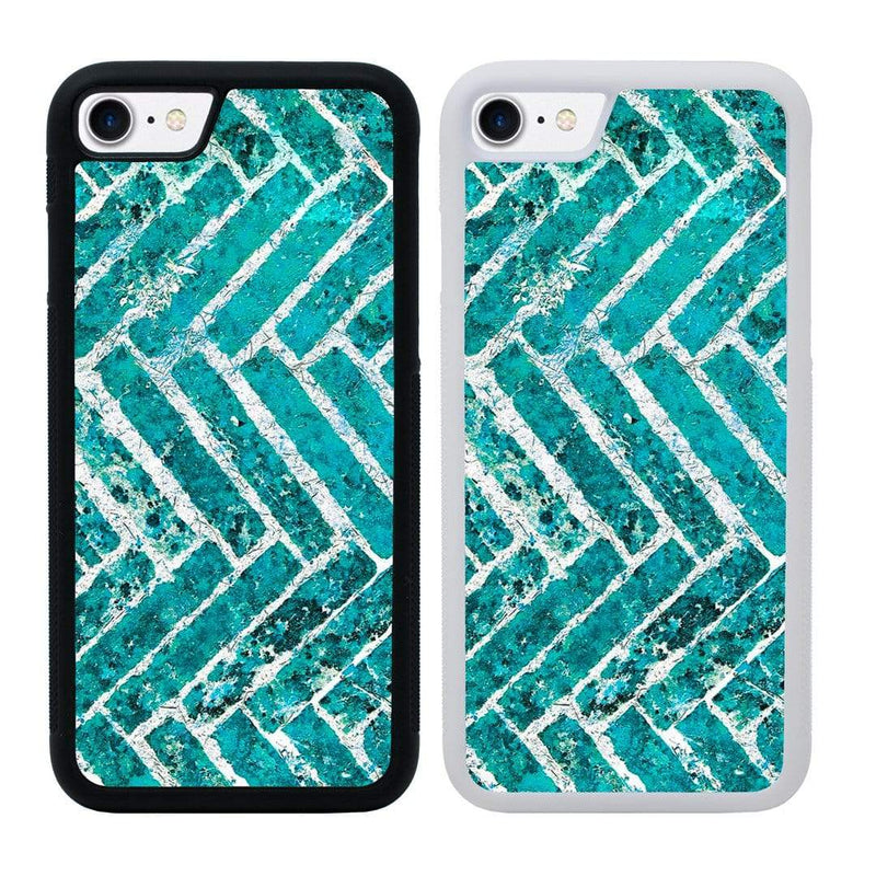 Abstract Case Phone Cover for Apple iPhone 8 I-Choose Ltd