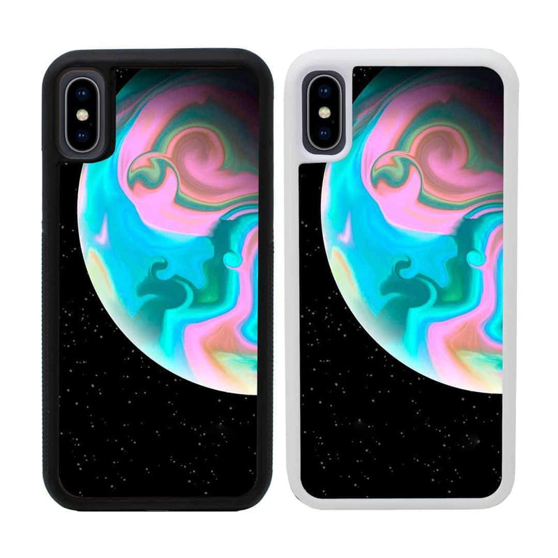 Acrylic Planets Case Phone Cover for Apple iPhone XR I-Choose Ltd