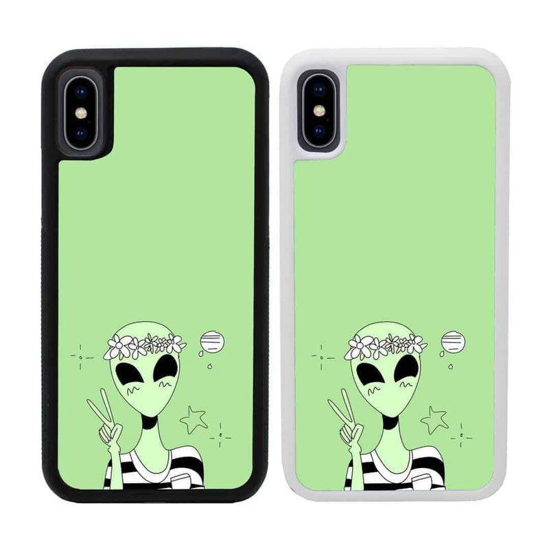 Aliens Case Phone Cover for Apple iPhone X XS 10 I-Choose Ltd