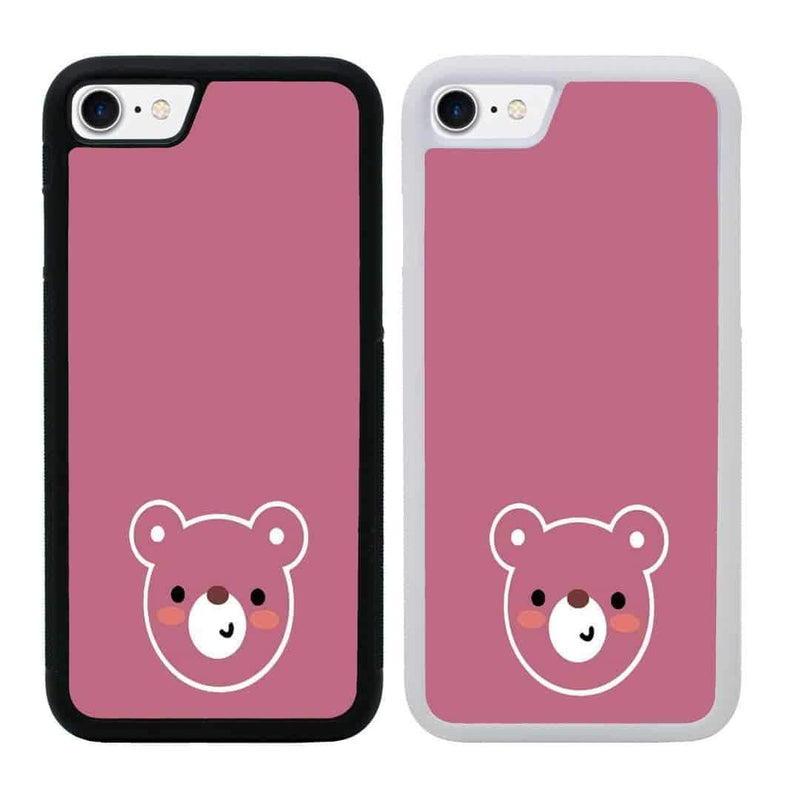 Animal Face Case Phone Cover for Apple iPhone 7 Plus I-Choose Ltd