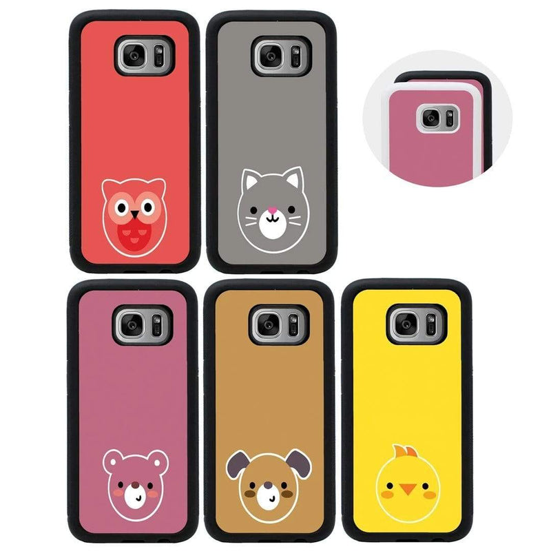 Animal Face Case Phone Cover for Samsung Galaxy S10E I-Choose Ltd