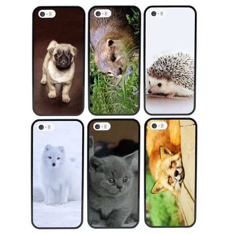Animals Case Phone Cover for Apple iPhone 7 Plus I-Choose Ltd