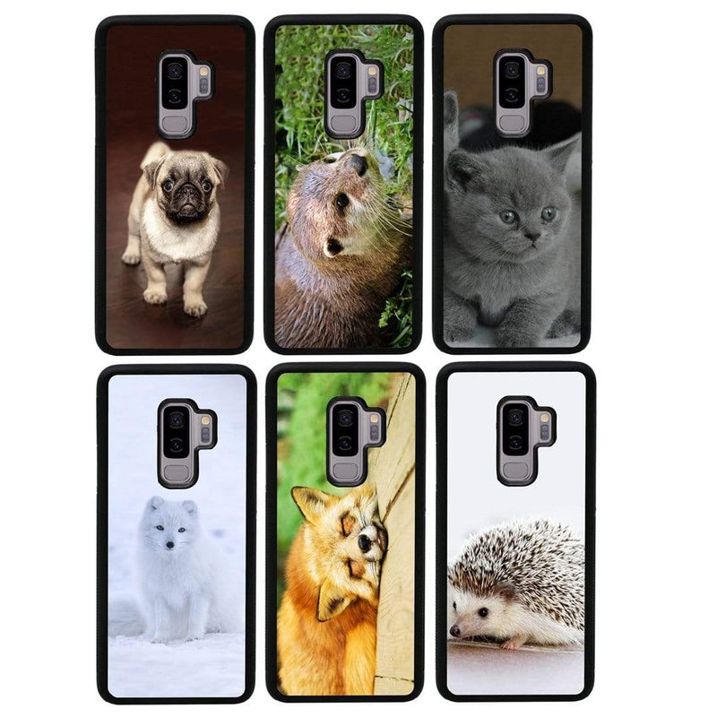 Animals Case Phone Cover for Samsung Galaxy S9 Plus I-Choose Ltd