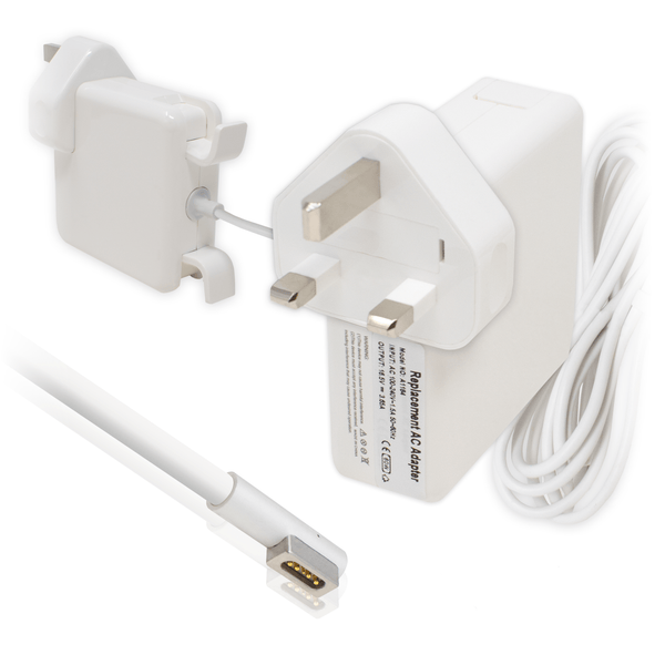 Apple Macbook Air Compatible 14.5V 3.1A 45W Magsafe 1 Charger I-Choose Ltd
