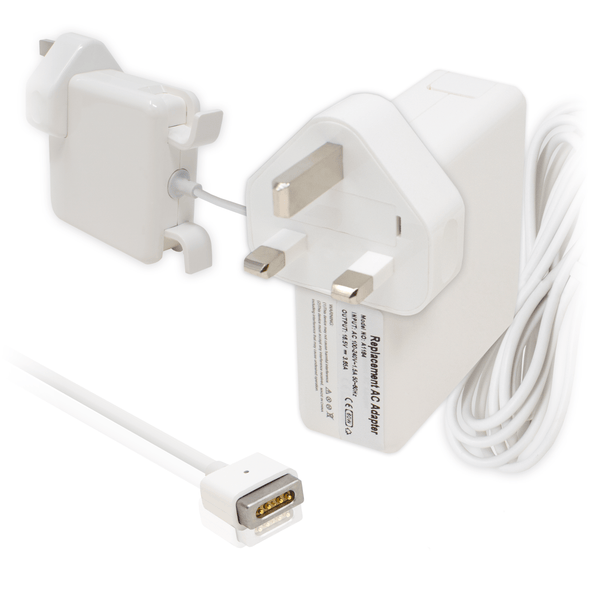 Apple Macbook Pro Compatible 16.5V 60w Magsafe 1 AC Charger I-Choose Ltd