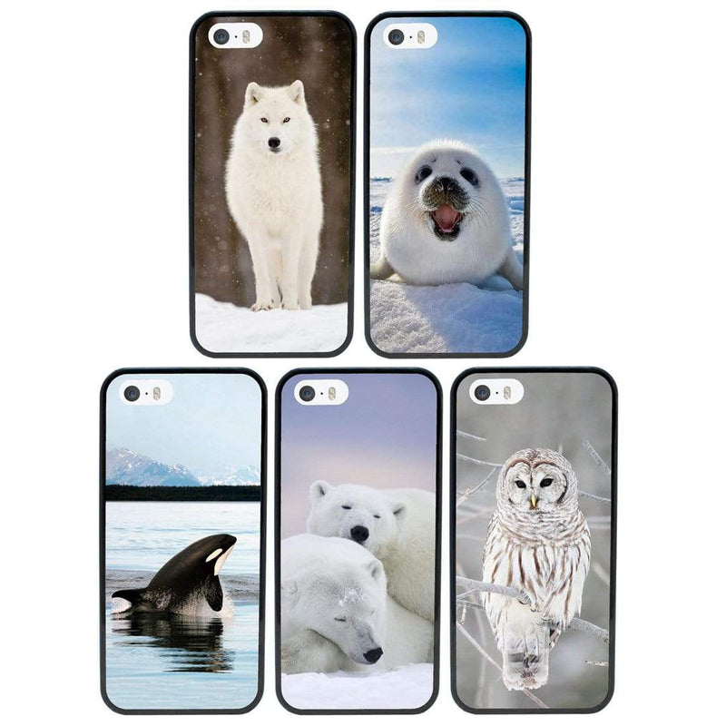Artic Animals Case Phone Cover for Apple iPhone 6 6s I-Choose Ltd