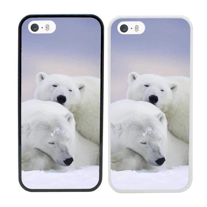 Artic Animals Case Phone Cover for Apple iPhone 7 I-Choose Ltd