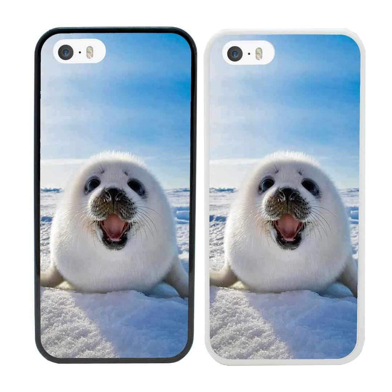 Artic Animals Case Phone Cover for Apple iPhone 8 I-Choose Ltd