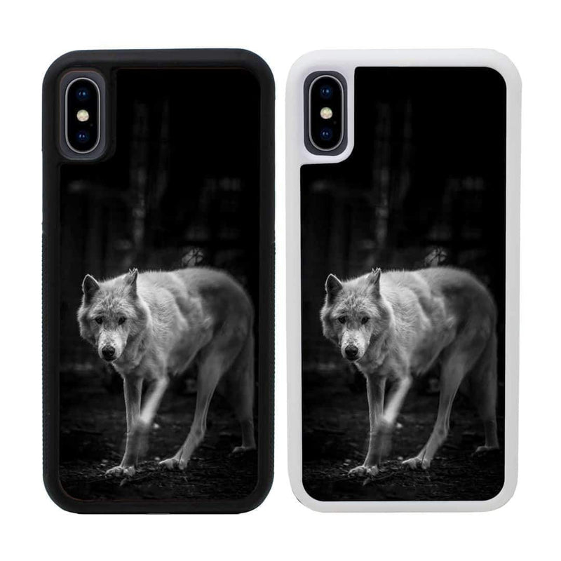 Artic Black and White Case Phone Cover for Apple iPhone X XS 10 I-Choose Ltd