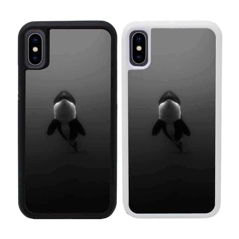 Artic Black and White Case Phone Cover for Apple iPhone XS Max I-Choose Ltd
