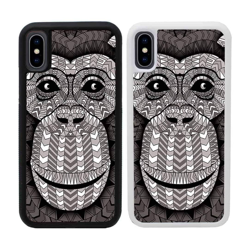 Aztec Animals Case Phone Cover for Apple iPhone XS Max I-Choose Ltd