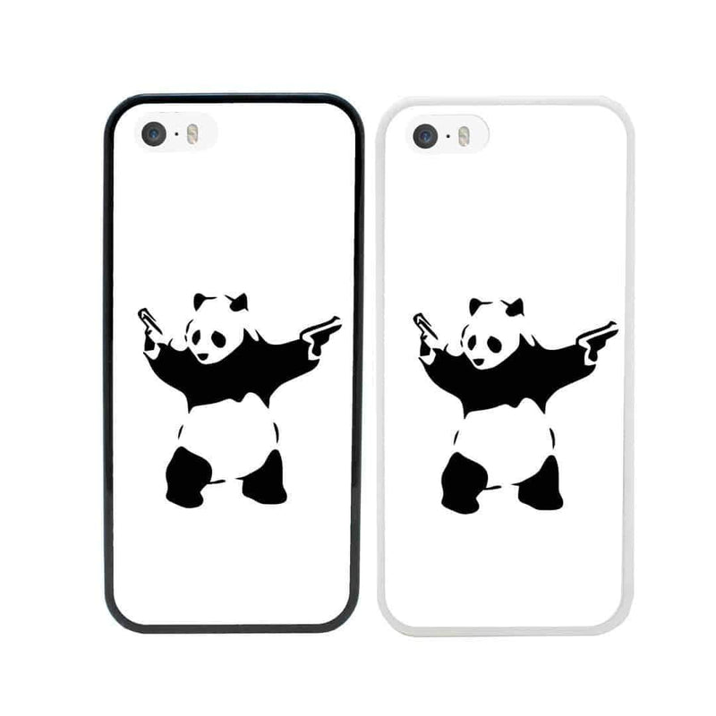 Banksy Case Phone Cover for Apple iPhone 8 Plus I-Choose Ltd