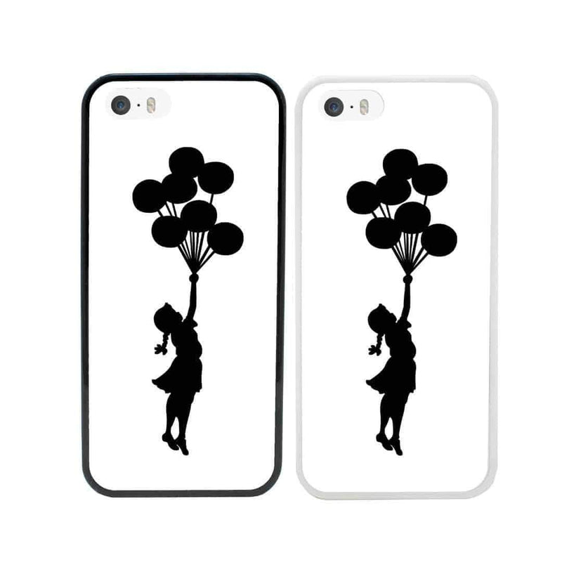 Banksy Case Phone Cover for Apple iPhone X XS 10 I-Choose Ltd