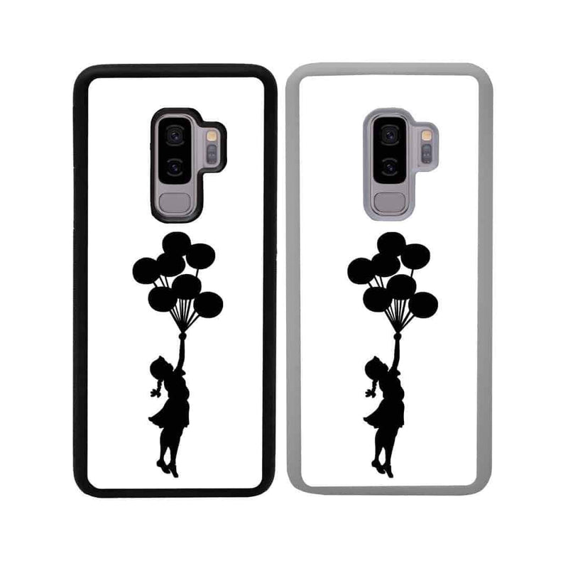 Banksy Case Phone Cover for Samsung Galaxy S9 Plus I-Choose Ltd