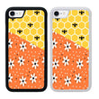 Bee Case Phone Cover for Apple iPhone 8 Plus I-Choose Ltd