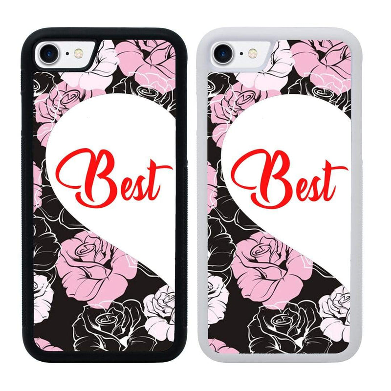 Best Friends Case Phone Cover for Apple iPhone 7 I-Choose Ltd