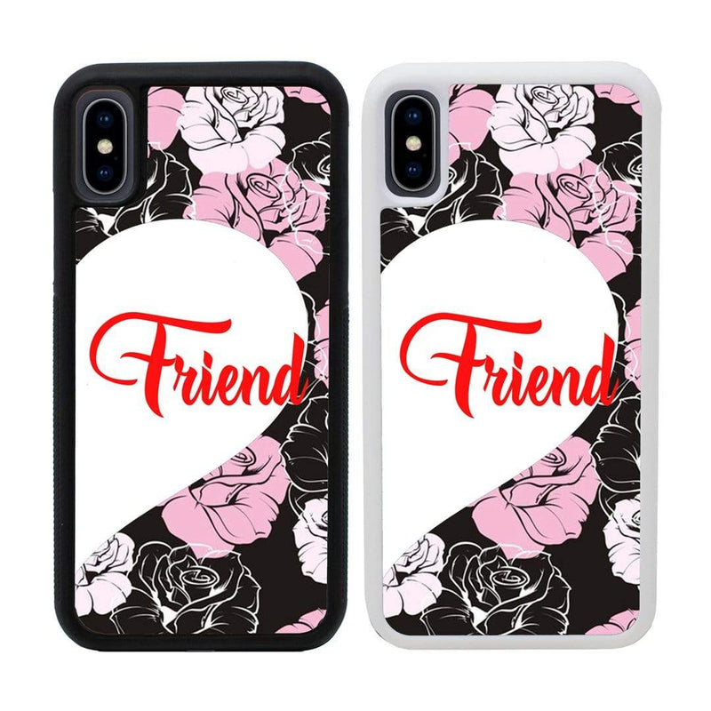 Best Friends Case Phone Cover for Apple iPhone XR I-Choose Ltd