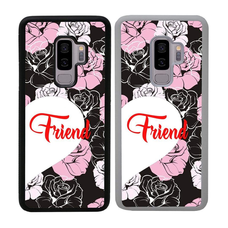 Best Friends Case Phone Cover for Samsung Galaxy S9 I-Choose Ltd