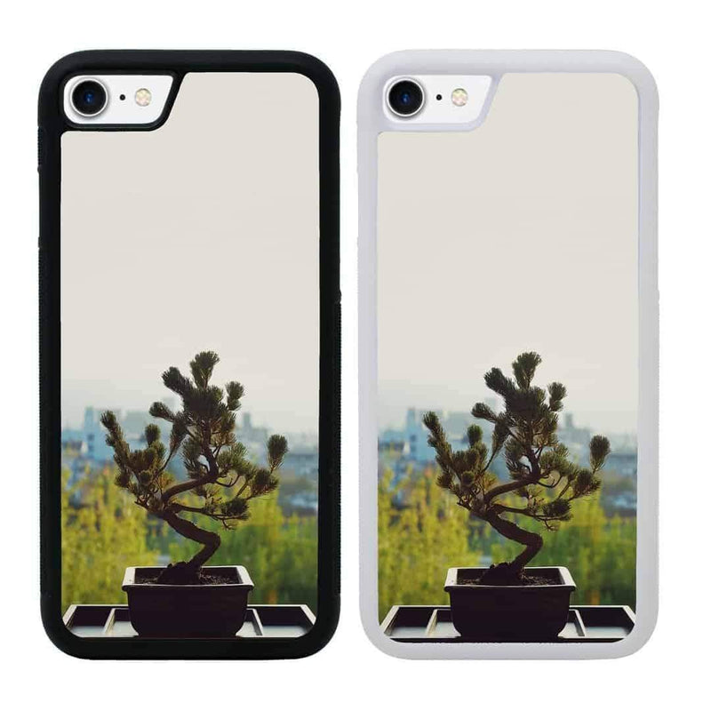Bonsai Tree Case Phone Cover for Apple iPhone 8 Plus I-Choose Ltd