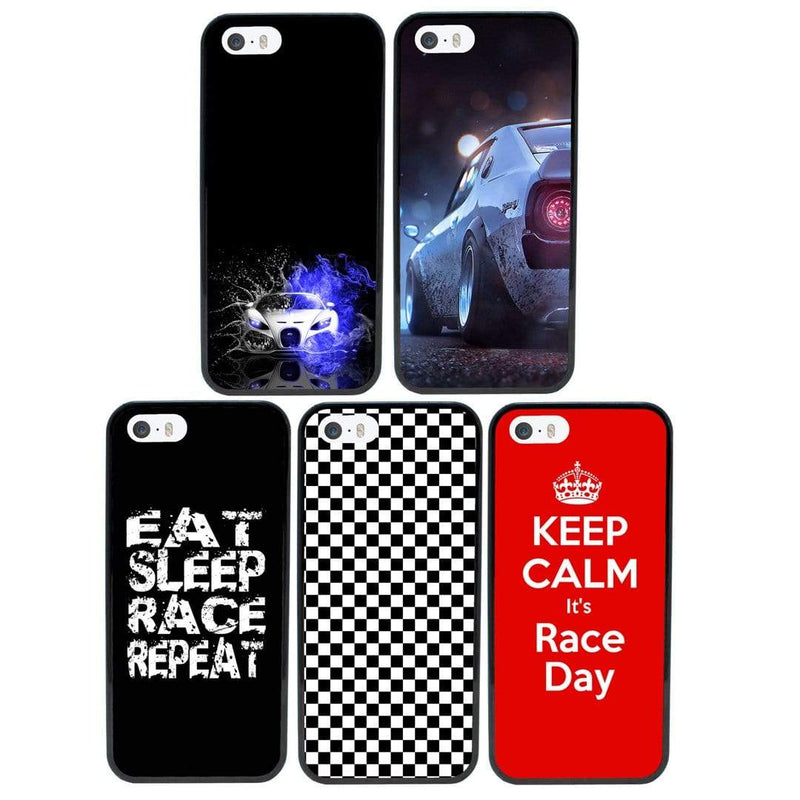 Boy Racer Case Phone Cover for Apple iPhone 8 Plus I-Choose Ltd