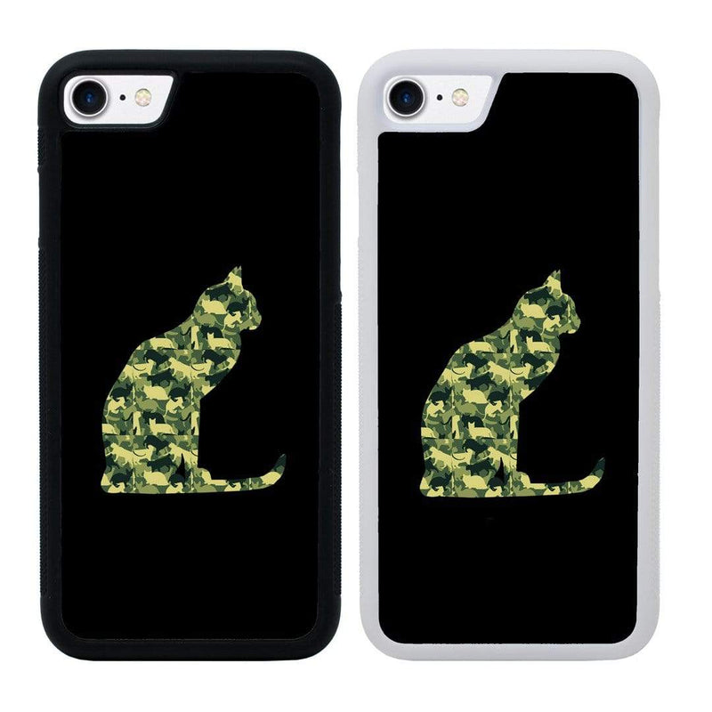 Camo Animals Case Phone Cover for Apple iPhone 7 I-Choose Ltd