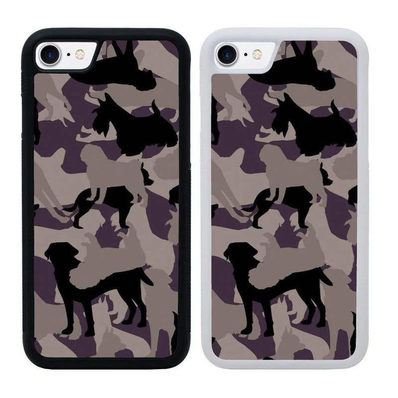 Camo Animals Case Phone Cover for Apple iPhone 8 I-Choose Ltd