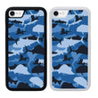 Camo Animals Case Phone Cover for Apple iPhone 8 Plus I-Choose Ltd