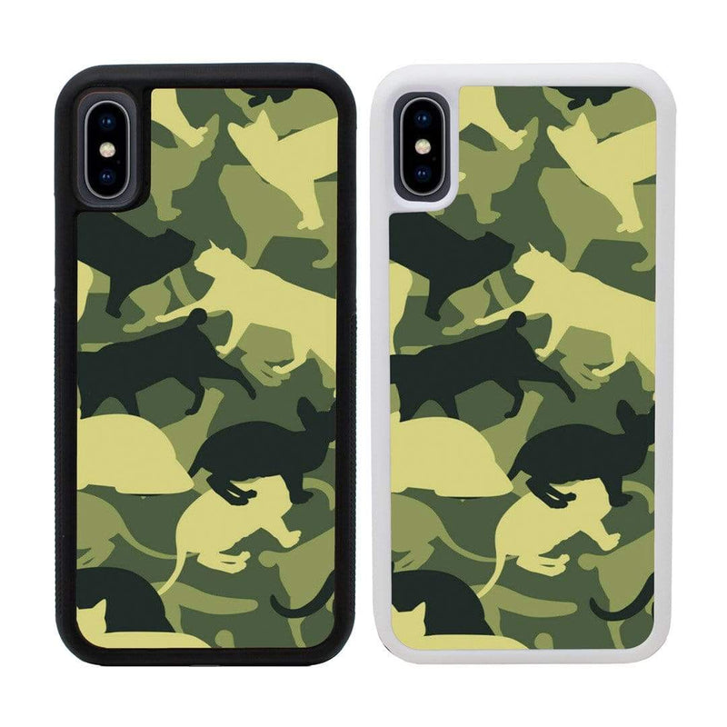 Camo Animals Case Phone Cover for Apple iPhone X XS 10 I-Choose Ltd