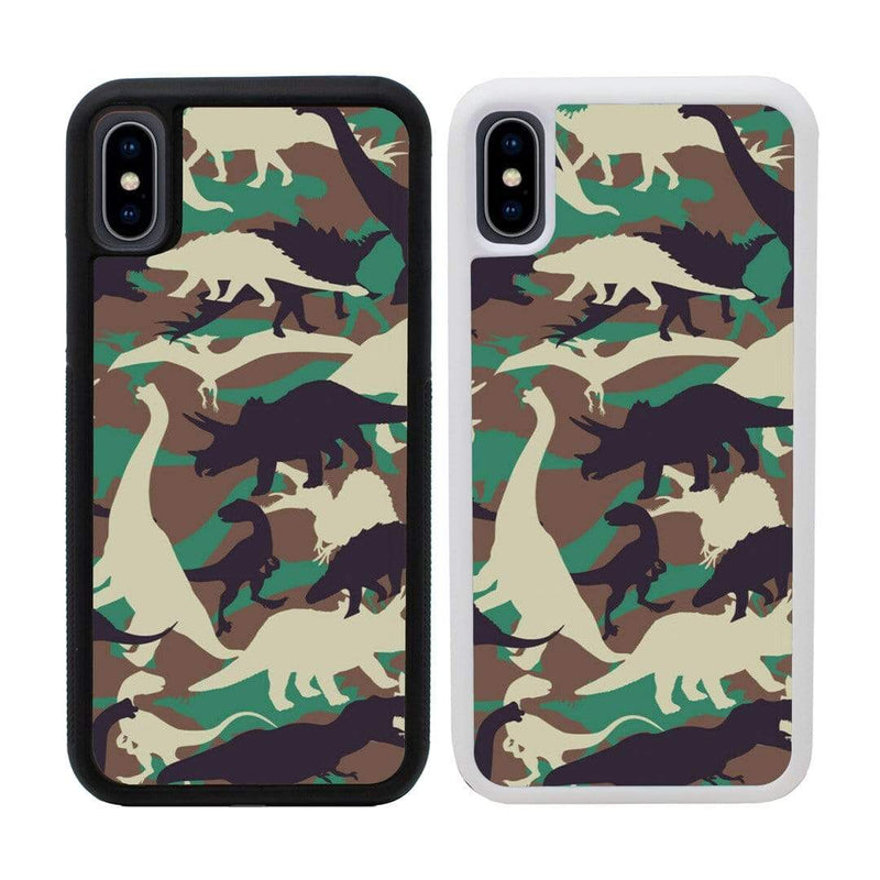 Camo Animals Case Phone Cover for Apple iPhone XR I-Choose Ltd