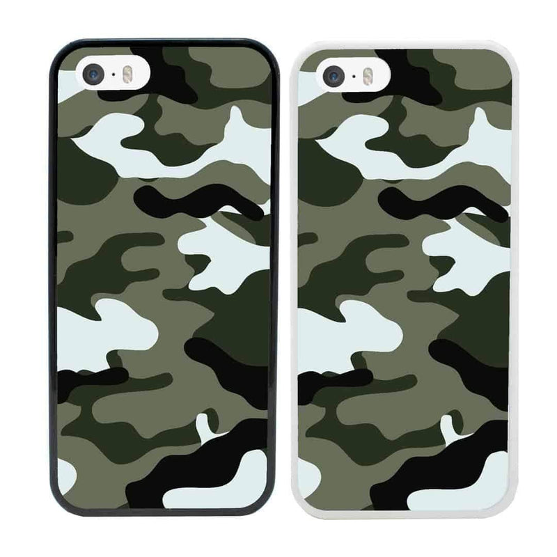 Camouflage Case Phone Cover for Apple iPhone 6 6s I-Choose Ltd