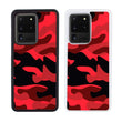 Camouflage Case Phone Cover for Samsung Galaxy S20 I-Choose Ltd