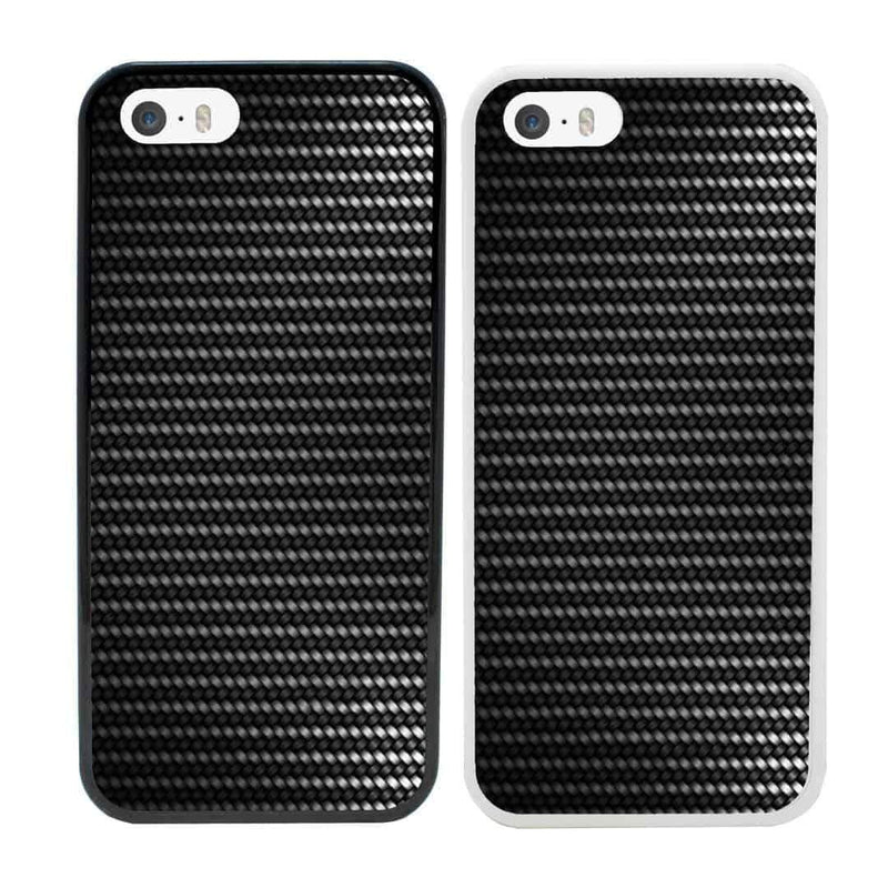 Carbon Fibre Effect Case Phone Cover for Apple iPhone 6 6s I-Choose Ltd