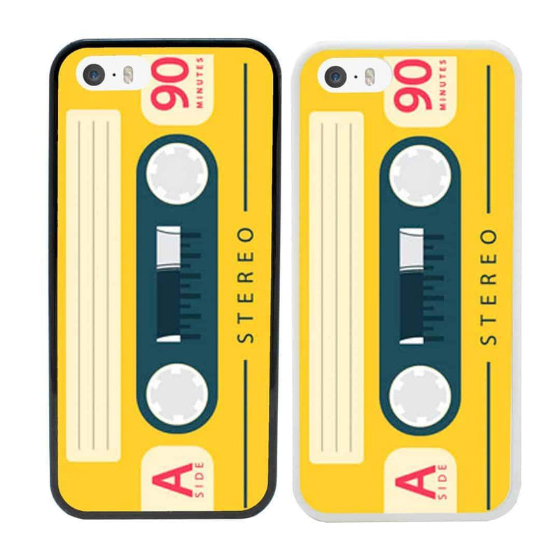 Cassette Tape Case Phone Cover for Apple iPhone 7 Plus I-Choose Ltd