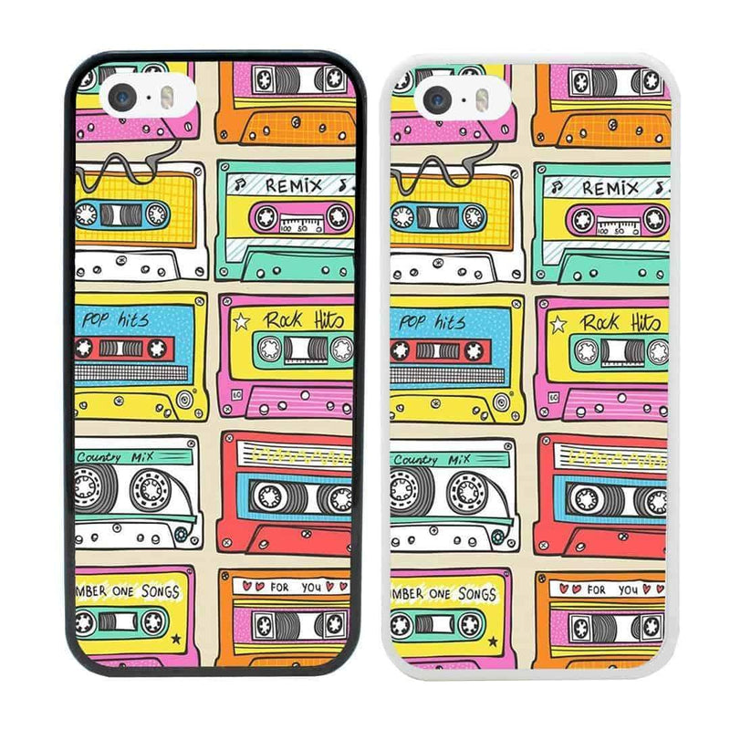Cassette Tape Case Phone Cover for Apple iPhone 8 I-Choose Ltd