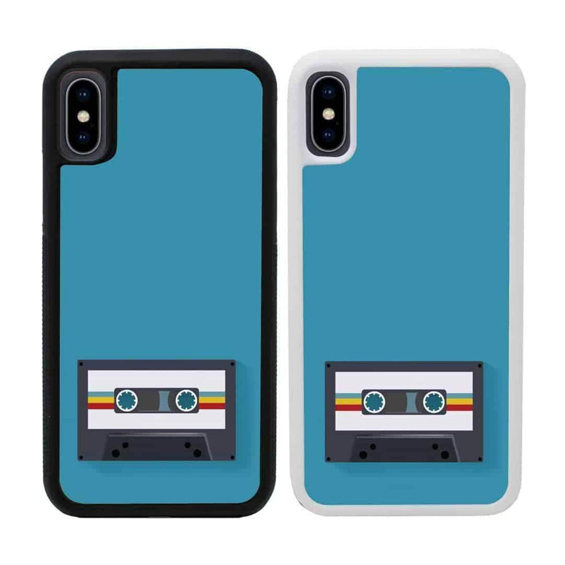 Cassette Tape Case Phone Cover for Apple iPhone XR I-Choose Ltd