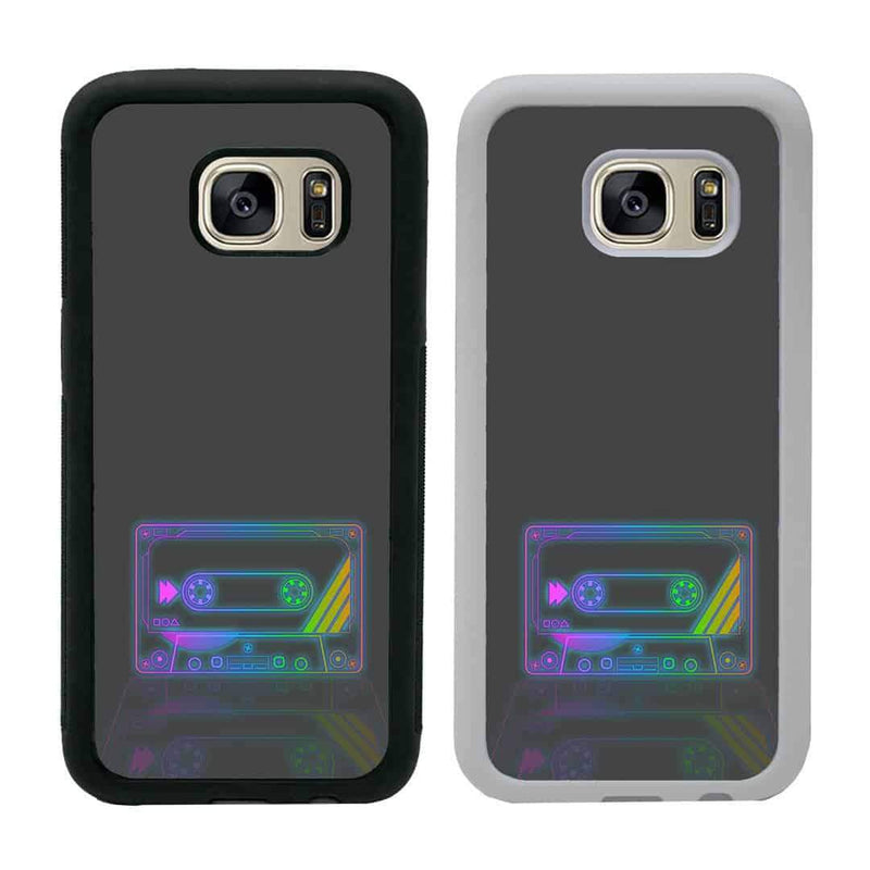 Cassette Tape Case Phone Cover for Samsung Galaxy S9 I-Choose Ltd