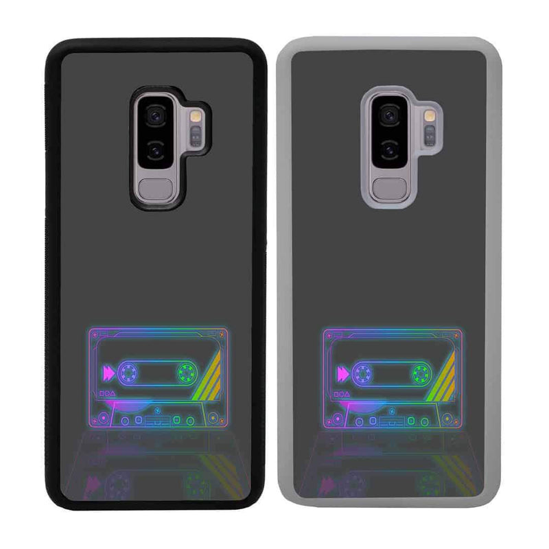 Cassette Tape Case Phone Cover for Samsung Galaxy S9 Plus I-Choose Ltd