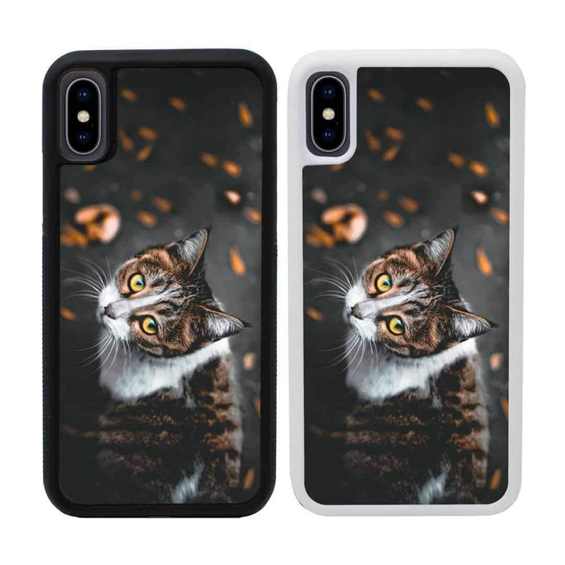 Cats Case Phone Cover for Apple iPhone X XS 10 I-Choose Ltd