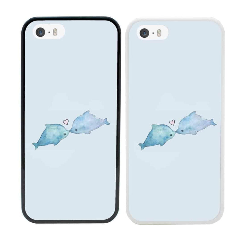 Dolphins Case Phone Cover for Apple iPhone 6 6s I-Choose Ltd