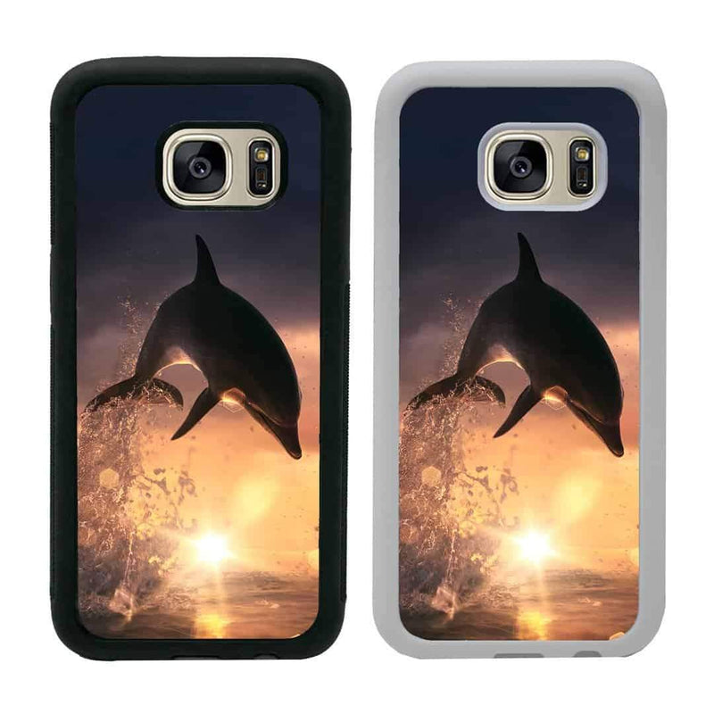 Dolphins Case Phone Cover for Samsung Galaxy S9 I-Choose Ltd