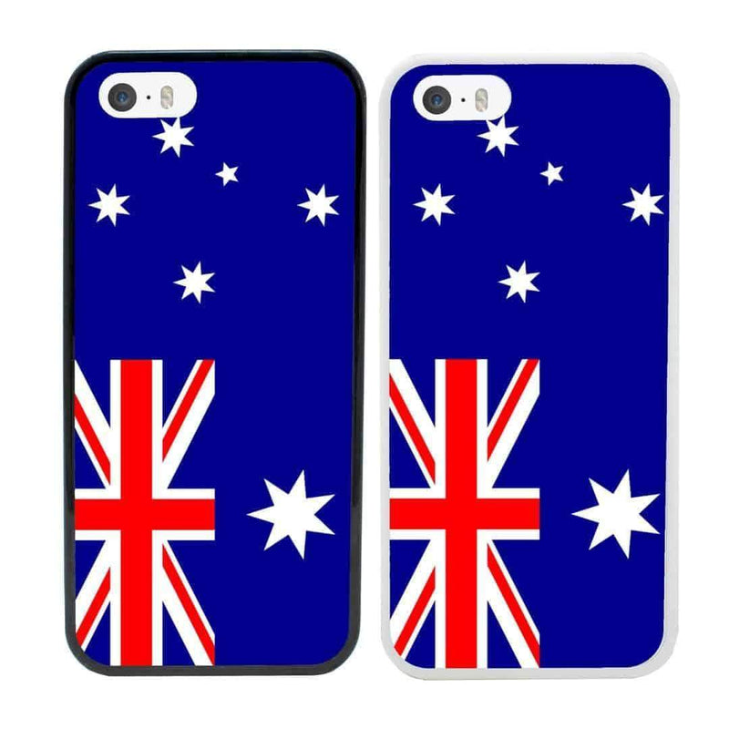 Flags Case Phone Cover for Apple iPhone 7 I-Choose Ltd