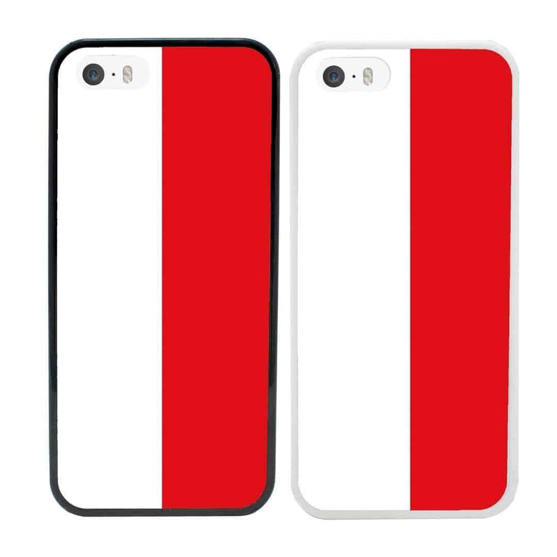 Flags Case Phone Cover for Apple iPhone 8 I-Choose Ltd