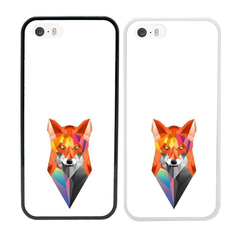 Geometric Case Phone Cover for Apple iPhone 8 I-Choose Ltd