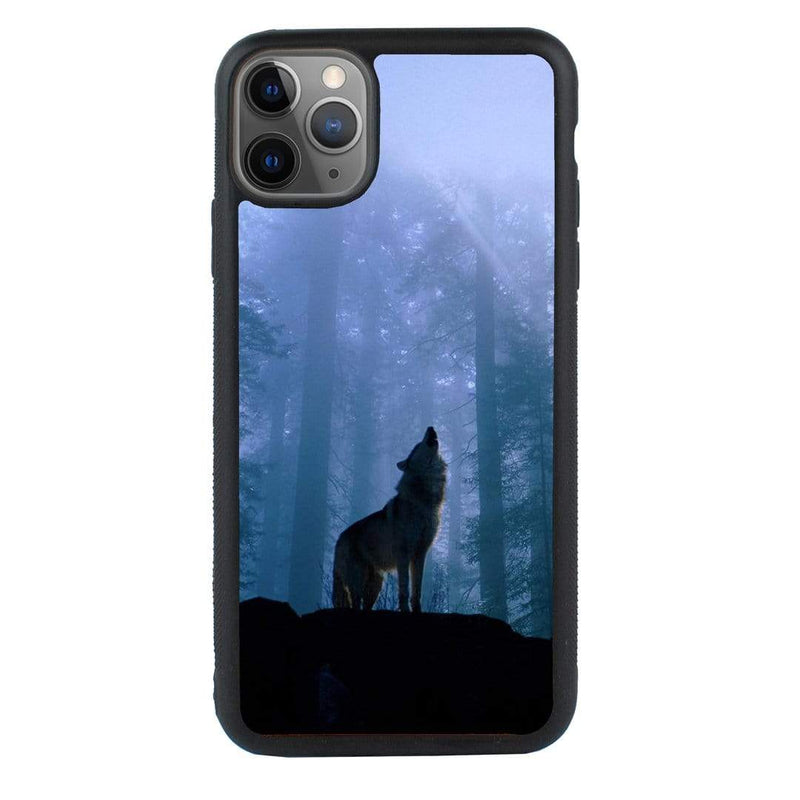 Glass Case Phone Cover for Apple iPhone 11 Pro / Wolves I-Choose Ltd